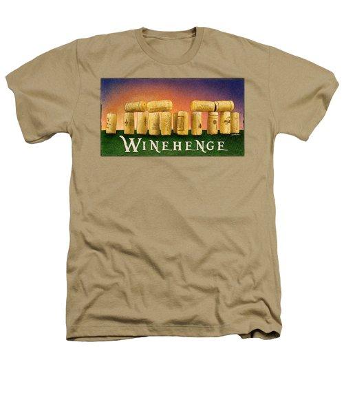 Winehenge Heathers T-Shirt
