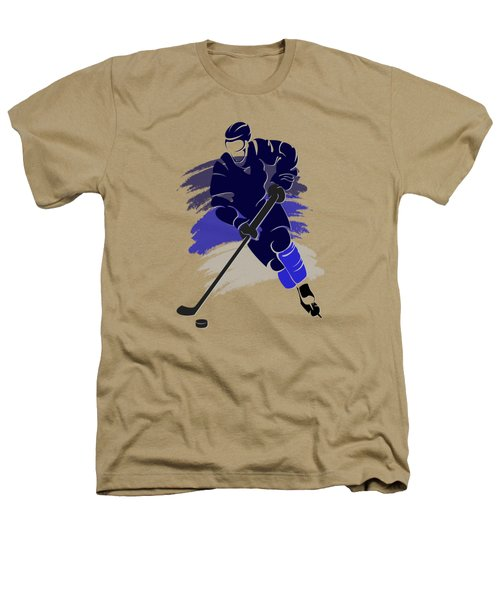 Winnipeg Jets Player Shirt Heathers T-Shirt by Joe Hamilton