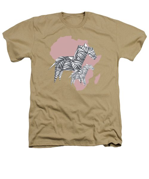 Zebras Heathers T-Shirt by Absentis Designs