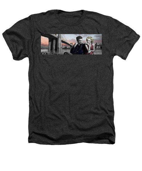 Brooklyn Bridge Heathers T-Shirt by Chris Consani