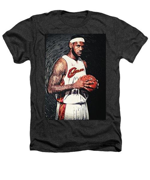 Lebron James Heathers T-Shirt