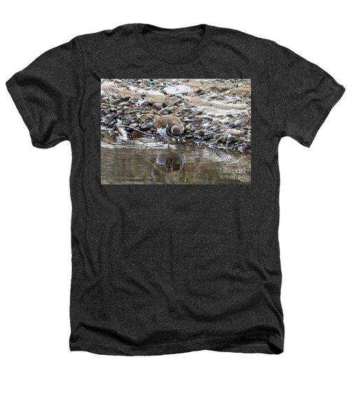 Mirror Mirror Heathers T-Shirt by Mike Dawson
