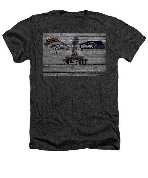 Super Bowl Xlviii Heathers T-Shirt