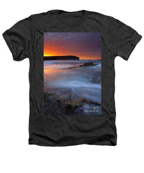 Pennington Dawn Heathers T-Shirt by Mike  Dawson