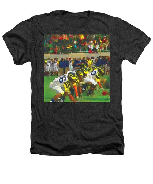 The War Heathers T-Shirt by John Farr