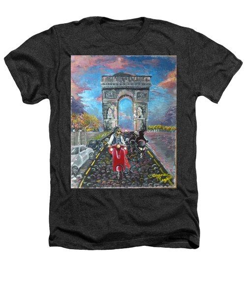 Arc De Triomphe Heathers T-Shirt