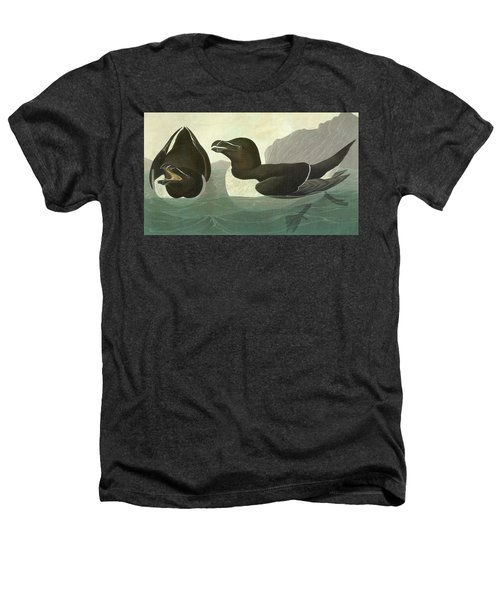 Audubon Razorbill Heathers T-Shirt