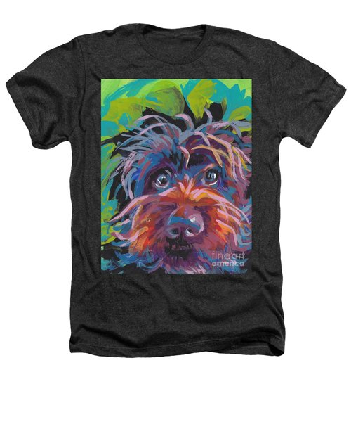 Bedhead Griff Heathers T-Shirt by Lea S
