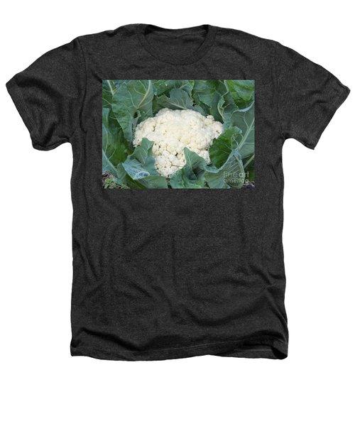 Cauliflower Heathers T-Shirt by Carol Groenen