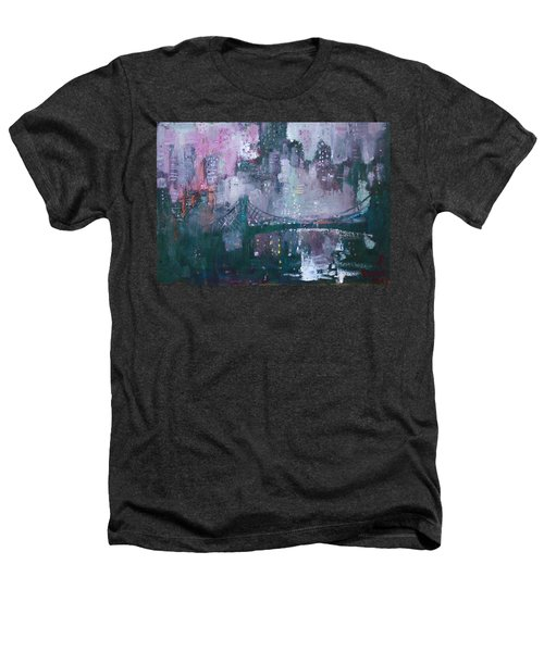 City That Never Sleeps Heathers T-Shirt