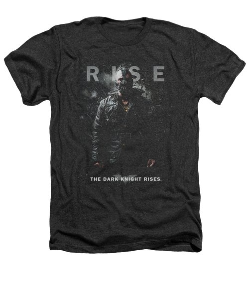 Dark Knight Rises - Bane Rise Heathers T-Shirt