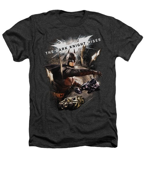 Dark Knight Rises - Imagine The Fire Heathers T-Shirt