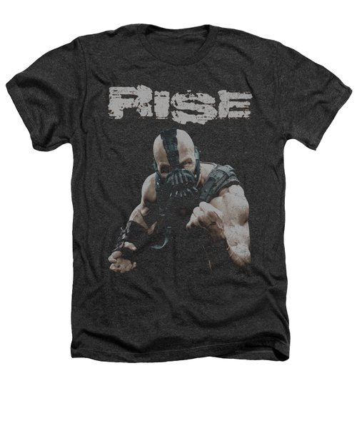 Dark Knight Rises - Rise Heathers T-Shirt