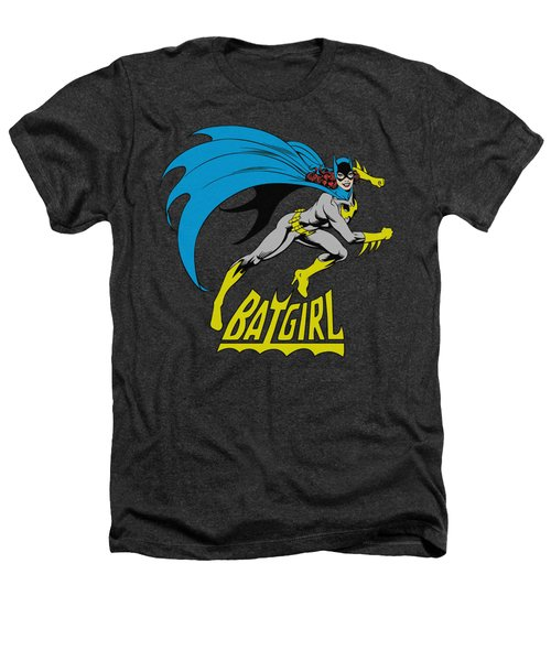 Dc - Batgirl Is Hot Heathers T-Shirt