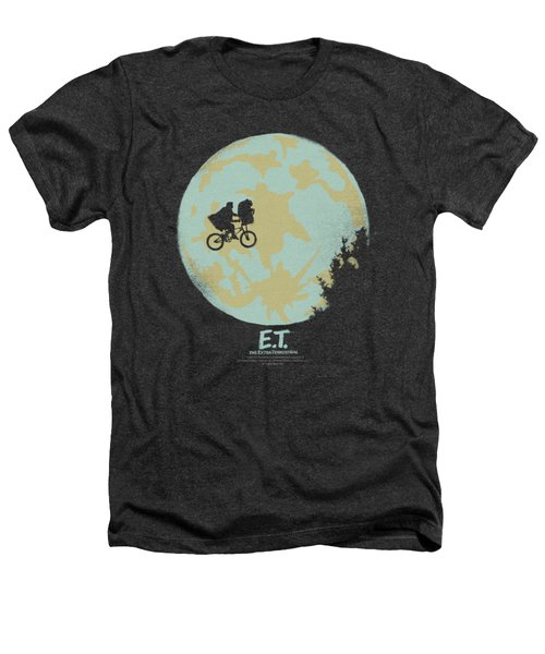 Et - In The Moon Heathers T-Shirt by Brand A