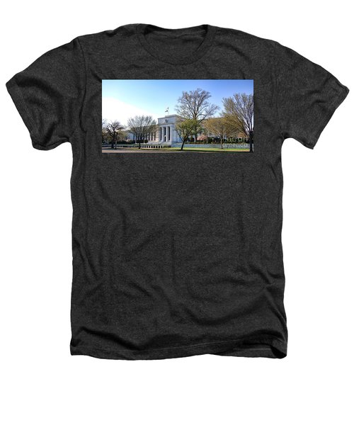 Federal Reserve Building Heathers T-Shirt