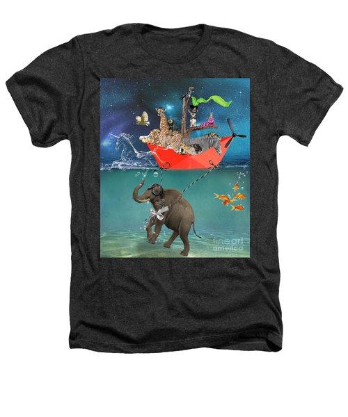 Floating Zoo Heathers T-Shirt