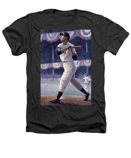 Joe Dimaggio Heathers T-Shirt