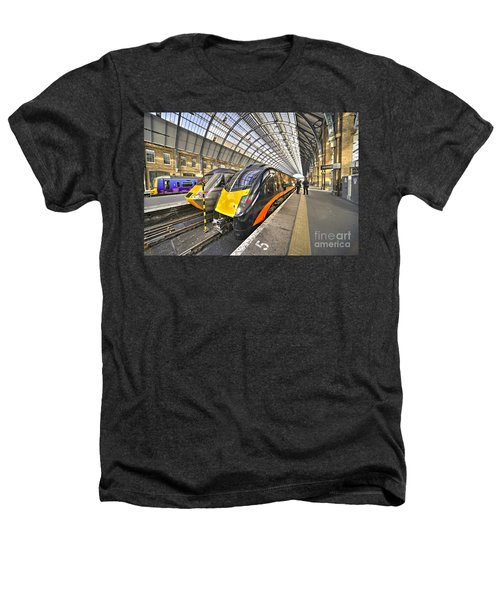 Kings Cross Variety  Heathers T-Shirt by Rob Hawkins