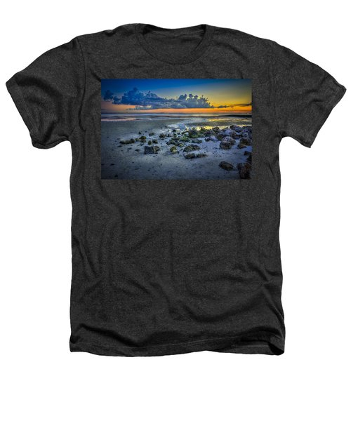 Low Tide On The Bay Heathers T-Shirt