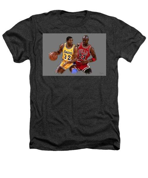 Magic And Michael Heathers T-Shirt