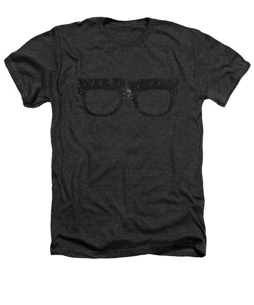 Major League - Wild Thing Heathers T-Shirt
