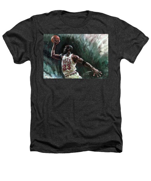 Michael Jordan Heathers T-Shirt