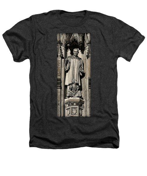 Mlk Memorial Heathers T-Shirt by Stephen Stookey