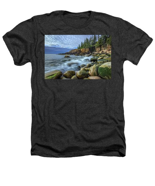 Morning In Monument Cove Heathers T-Shirt