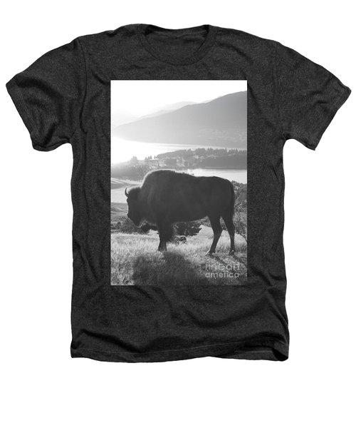 Mountain Wildlife Heathers T-Shirt