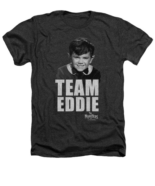 Munsters - Team Edward Heathers T-Shirt