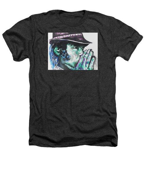 Neil Young Heathers T-Shirt by Chrisann Ellis