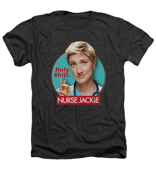 Nurse Jackie - Holy Shift Heathers T-Shirt