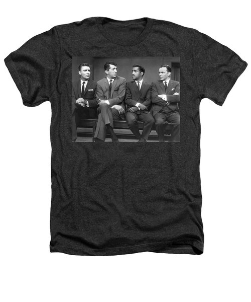 Ocean's Eleven Rat Pack Heathers T-Shirt by Underwood Archives