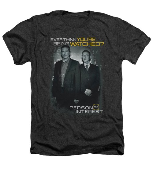 Person Of Interest - Watched Heathers T-Shirt