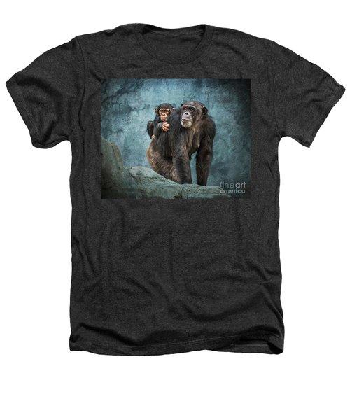 Ride Along Heathers T-Shirt by Jamie Pham