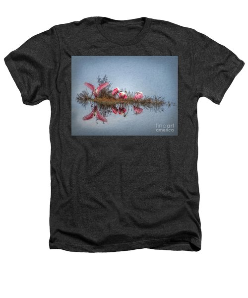 Roseate Spoonbills At Rest Heathers T-Shirt
