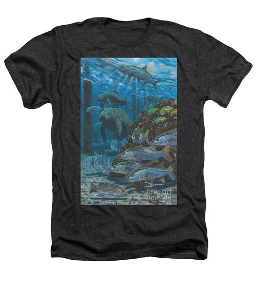 Sanctuary In0021 Heathers T-Shirt