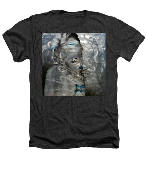 Silver Flight Heathers T-Shirt