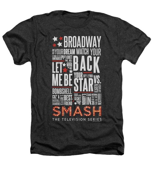Smash - Broadway Heathers T-Shirt by Brand A