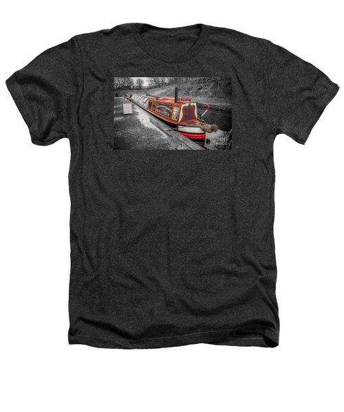 Swallow Canal Boat Heathers T-Shirt