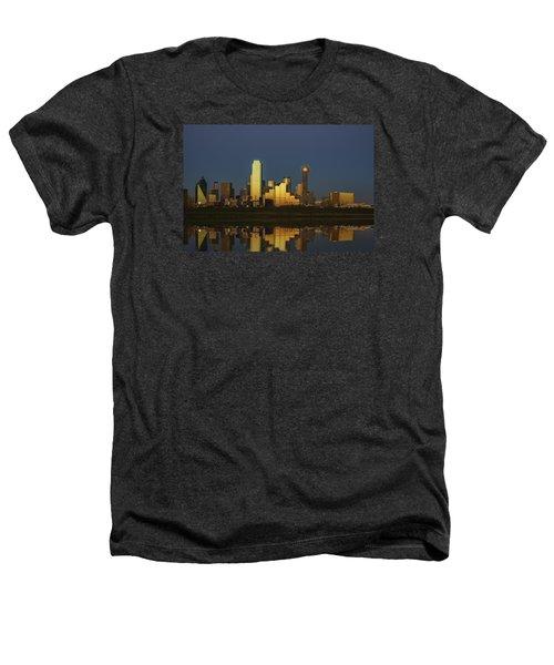 Texas Gold Heathers T-Shirt by Rick Berk