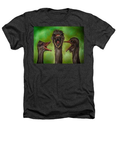 The 3 Tenors Edit 2 Heathers T-Shirt