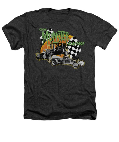 The Munsters - Munster Racing Heathers T-Shirt