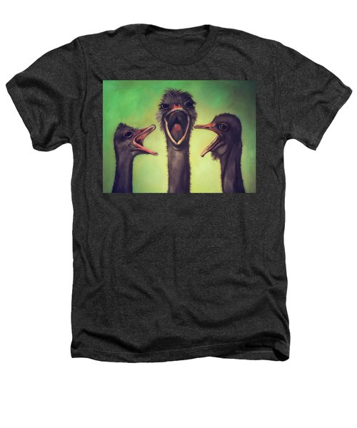 The Singers Heathers T-Shirt by Leah Saulnier The Painting Maniac