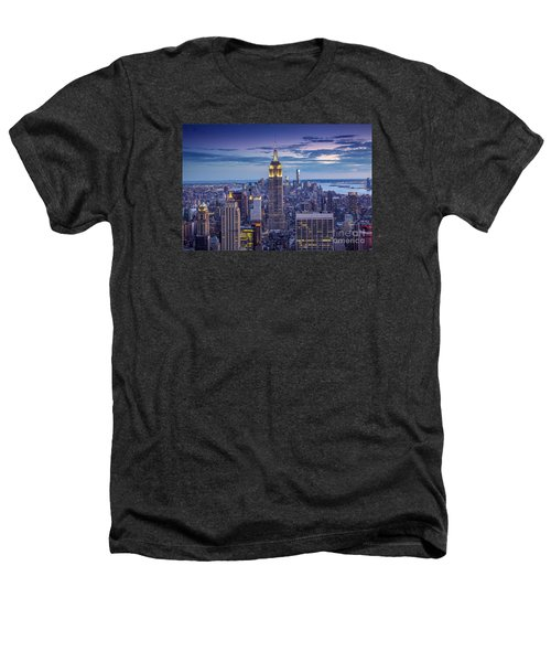 Top Of The World Heathers T-Shirt