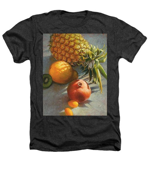Tropical Fruit Heathers T-Shirt