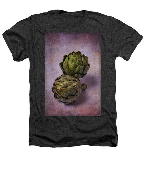 Two Artichokes Heathers T-Shirt