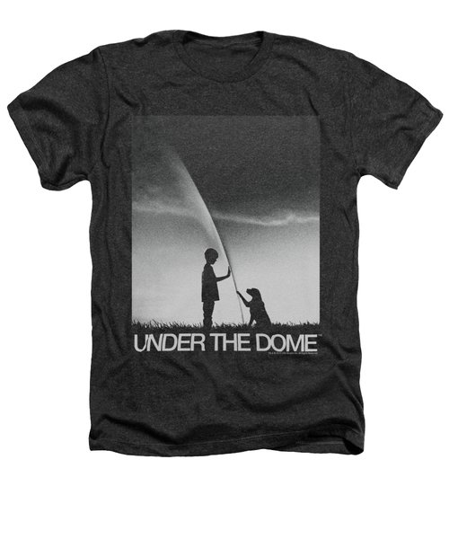 Under The Dome - I'm Speilburg Heathers T-Shirt