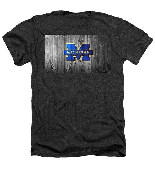 University Of Michigan Heathers T-Shirt by Dan Sproul